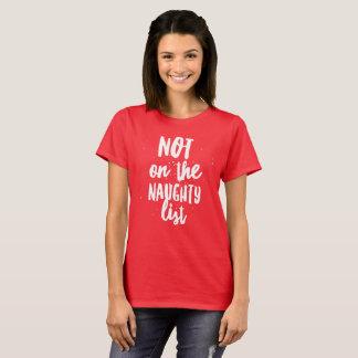 ないいけないリストで Tシャツ