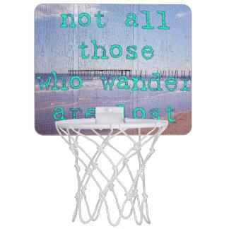 ないすべてWander失った人 ミニバスケットボールゴール