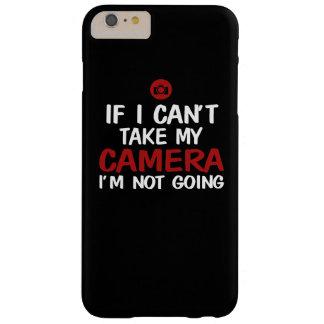 ないカメラなしで BARELY THERE iPhone 6 PLUS ケース