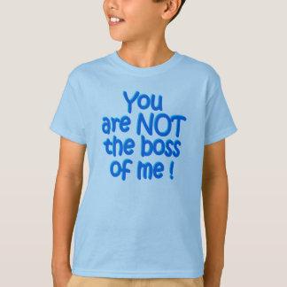 ないボス! ワイシャツ-スタイル及び色を選んで下さい Tシャツ