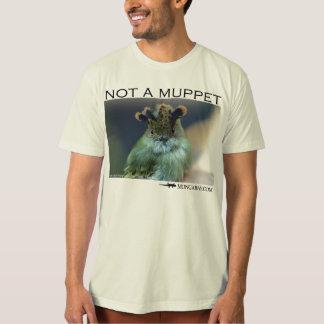ないマペットのワイシャツ Tシャツ
