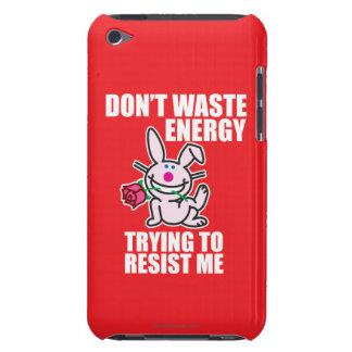 ない不用ではないエネルギーは Case-Mate iPod TOUCH ケース