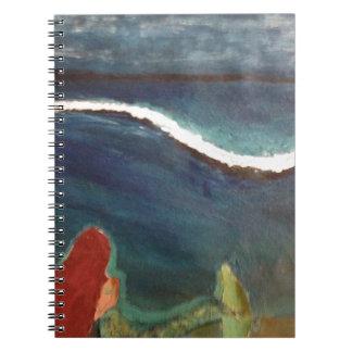 ない小さい人魚 ノートブック