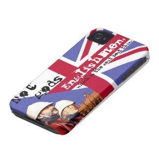 ない神のイギリス人… Case-Mate iPhone 4 ケース