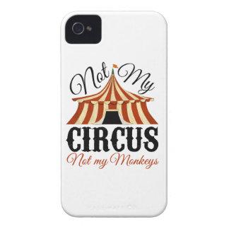ない私のサーカス-ない私の猿 Case-Mate iPhone 4 ケース