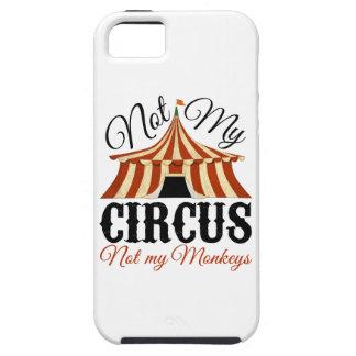 ない私のサーカス-ない私の猿 iPhone SE/5/5s ケース