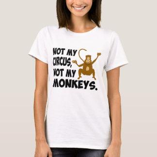 ない私のサーカス Tシャツ