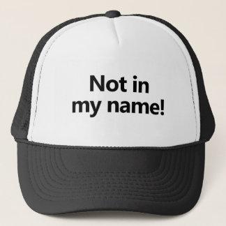 ない私の名前で! キャップ