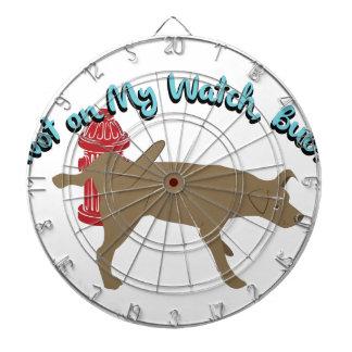 ない私の腕時計 ダーツボード