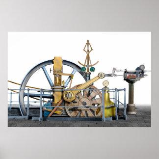 ない蒸気機械… ポスター