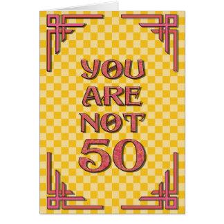 ない50 カード