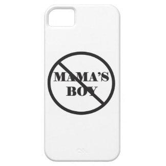 ないBoyのママの電話箱 iPhone SE/5/5s ケース
