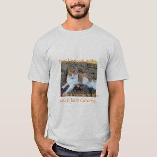 ないCaturdayか。 Tシャツ