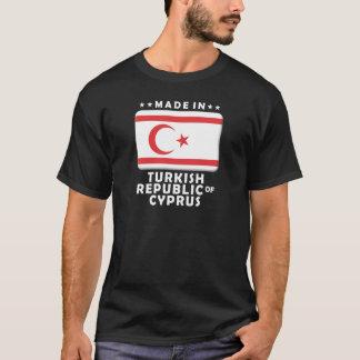 なされるトルコのキプロス共和国 Tシャツ