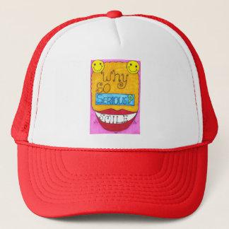 なぜそう深刻か。 トラック運転手の帽子 キャップ
