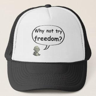 なぜない試みの自由か。 キャップ