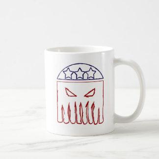 なぜ少し悪のための投票か。 コーヒーマグカップ
