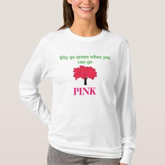 なぜ環境にやさしいことをしようか。 -フード付きスウェットシャツ Tシャツ