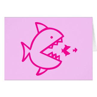 なま臭いビジネス-ピンク カード