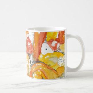なま臭いマグ コーヒーマグカップ