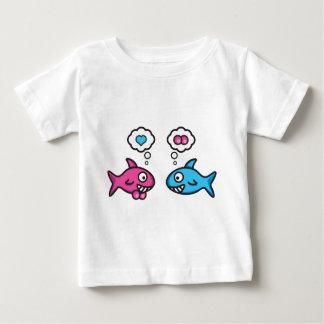 なま臭い愛 ベビーTシャツ
