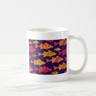 なま臭い魚3 コーヒーマグカップ