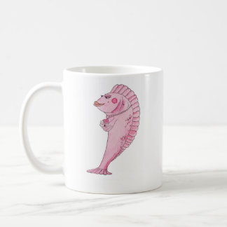 なま臭いWishy Lola コーヒーマグカップ