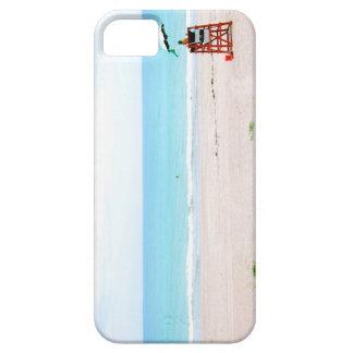 なんとビーチか! iPhone SE/5/5s ケース