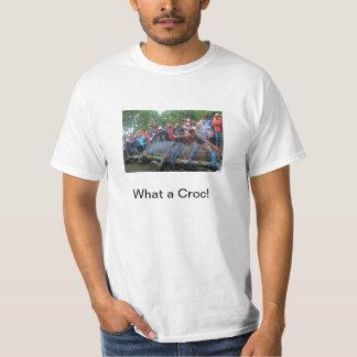 なんとcrocか! Tシャツ
