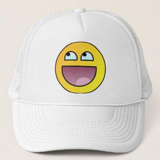 にこやかな帽子 キャップ