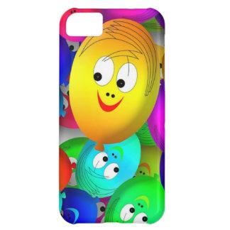 にこやかな気球 iPhone5Cケース