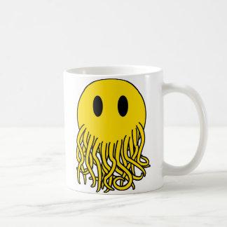 にこやかなCthulhu コーヒーマグカップ