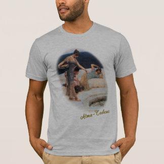によるローレンス・アルマ=タデマ銀製の好み Tシャツ