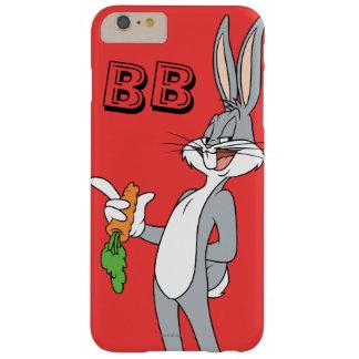 にんじんが付いているバッグス・バニーの™ BARELY THERE iPhone 6 PLUS ケース