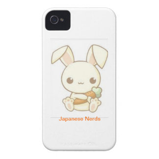 にんじんのバニー Case-Mate iPhone 4 ケース
