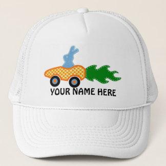 にんじん車のバニーの帽子 キャップ