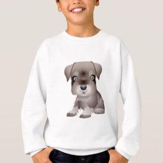 に演劇のロットワイラーの子犬のスエットシャツが私ほしい スウェットシャツ