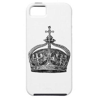 に王[王冠] iPhone SE/5/5s ケース