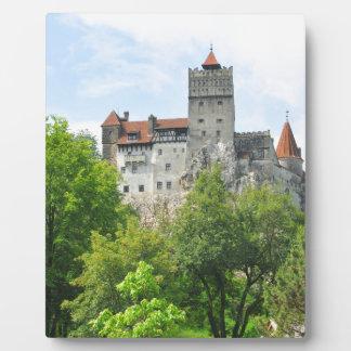 ぬかの城、ルーマニア フォトプラーク
