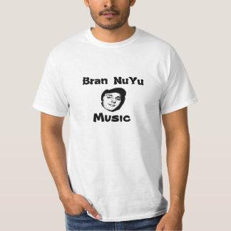ぬかのNuYu音楽 Tシャツ