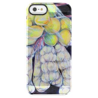 ぬれた市場、シンガポールの驚異 クリア iPhone SE/5/5sケース