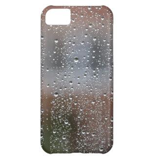 ぬれた窓からの眺め iPhone5Cケース