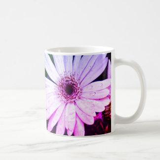 ぬれた花 コーヒーマグカップ