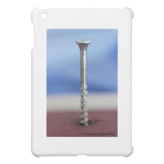 ねじで締められる iPad MINIケース