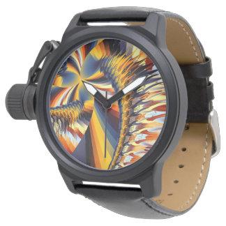 ねじれを使って 腕時計
