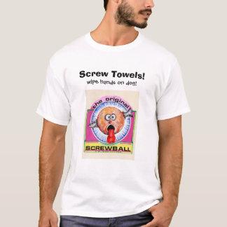 ねじタオル! Tシャツ