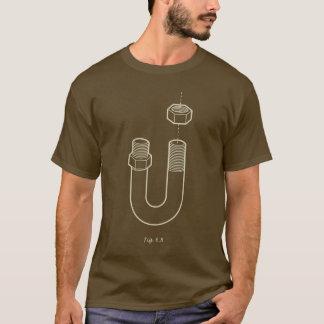 ねじU Tシャツ