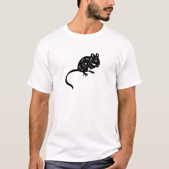 ねずみ ネズミ グッズ 鼠  mouse; rat tシャツ