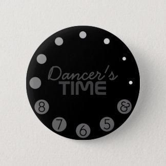 のためのダンサーの時計ダンサー 5.7CM 丸型バッジ