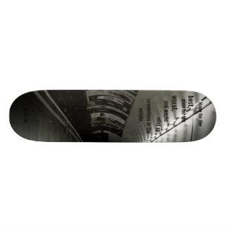 のための希望、ベスト。 -カスタマイズ 21.6CM オールドスクールスケートボードデッキ